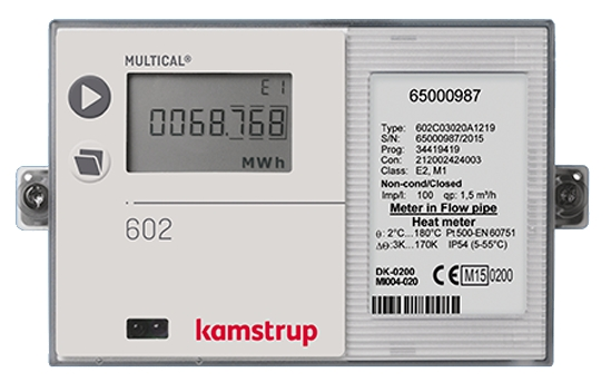 Kamstrup Multical 602