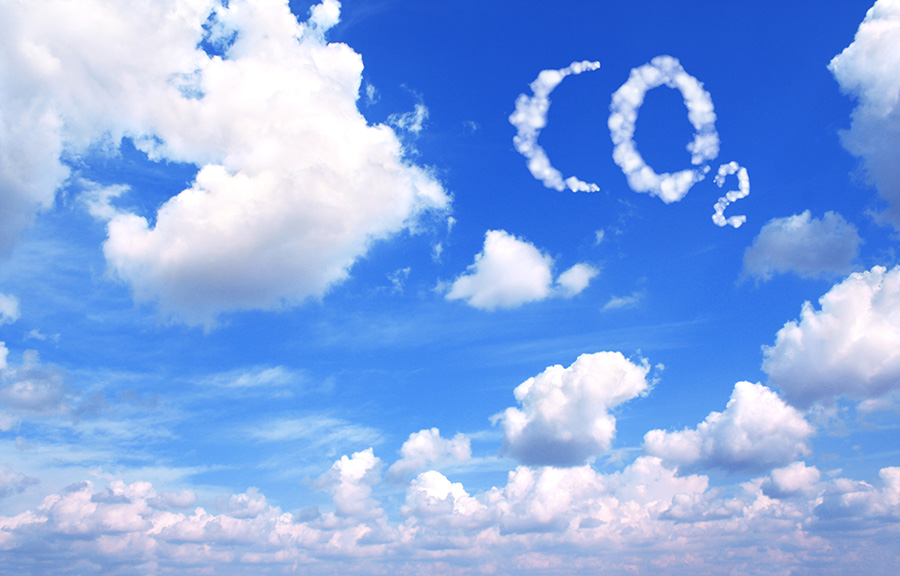 CO2-skyer