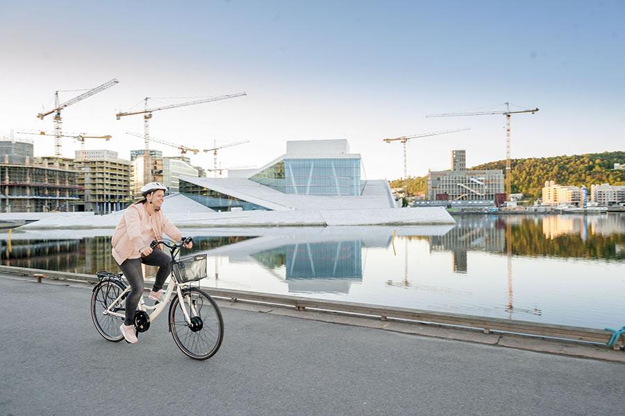Opera-sykkel