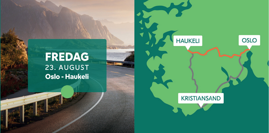 OsloHaukeliLadetour