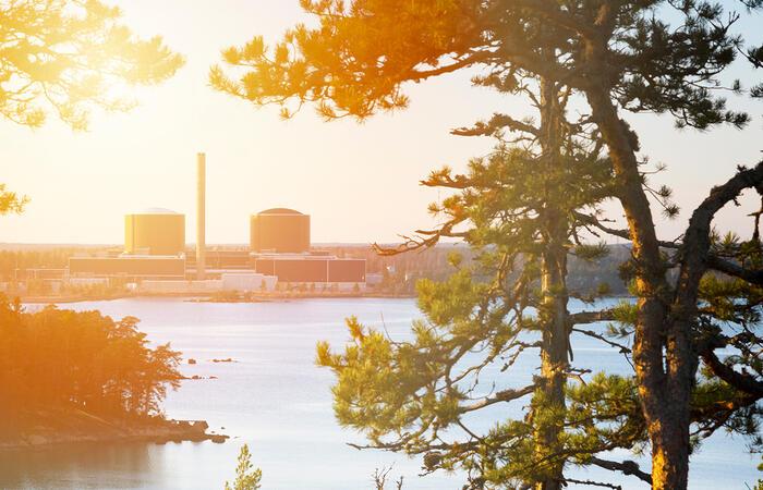 EIA rapport Loviisa kjernekraftverk